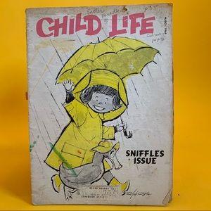 Other - Vtg 60s Child Life Magazine Match 1964